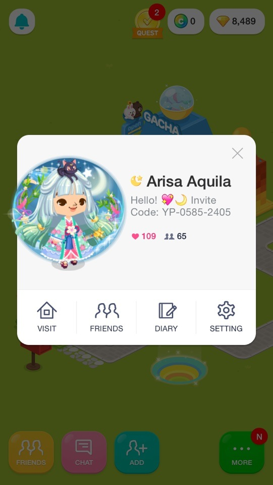 Blaugust day 6 gaming on the go with line play pizza maid i feel as if the best way to describe this app game is best described as the lovechild of animal crossing new leaf and gaia online mixed in with gacha stopboris Gallery